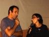 Enrico Pitzianti e Francesca Falchi